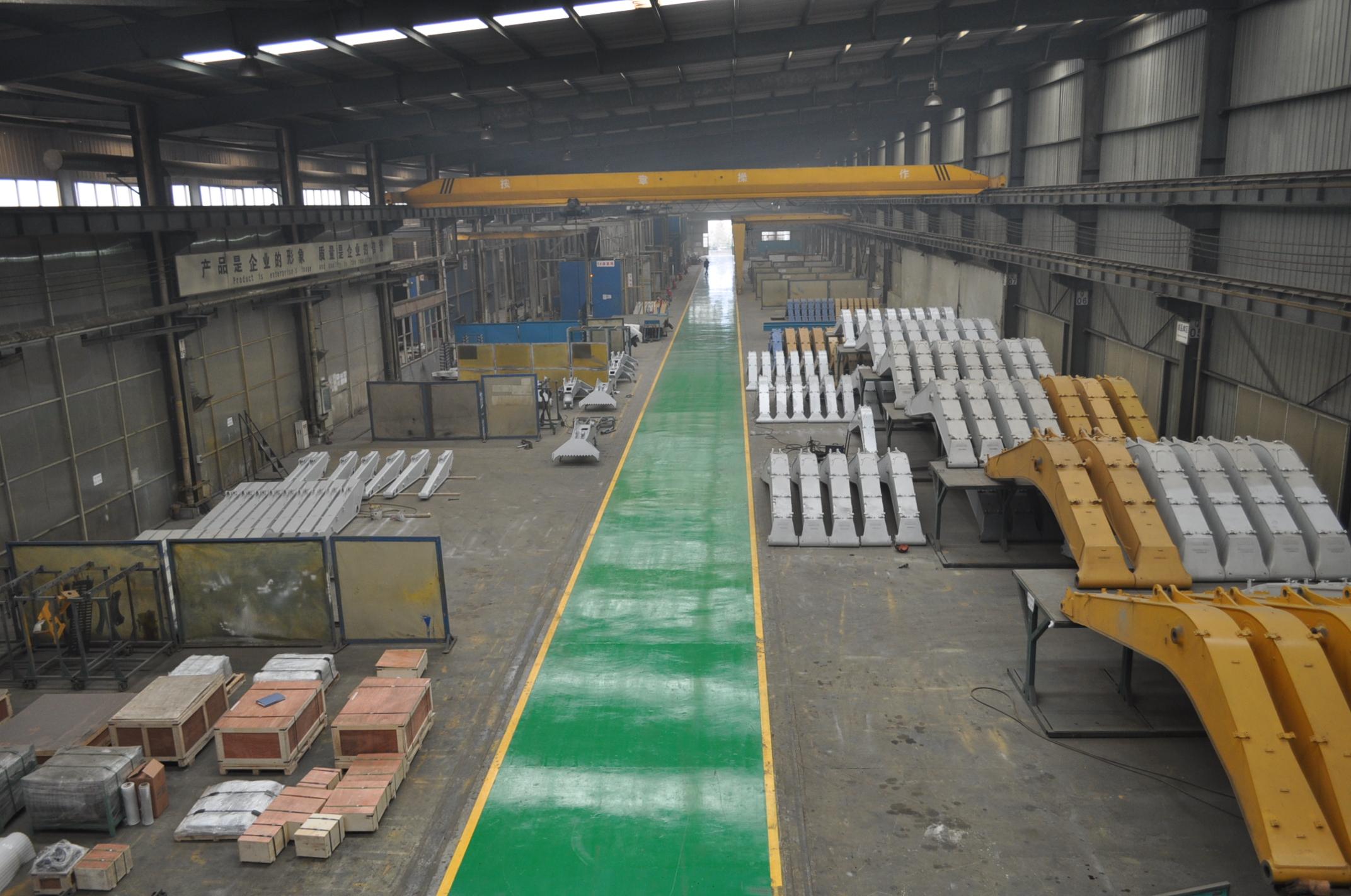 Yuxin Manufacturing Facilities